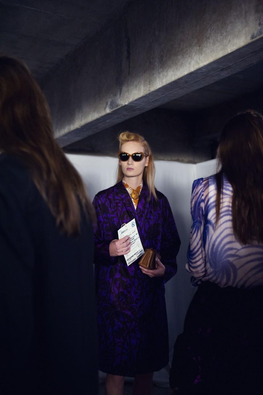 Fashion Week / Sarah Aubel
