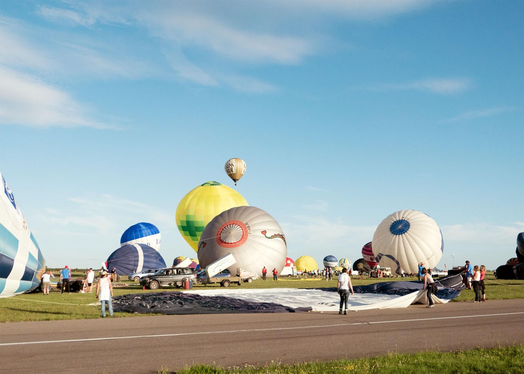 Mondial Air Ballons MAB  / Sarah Aubel