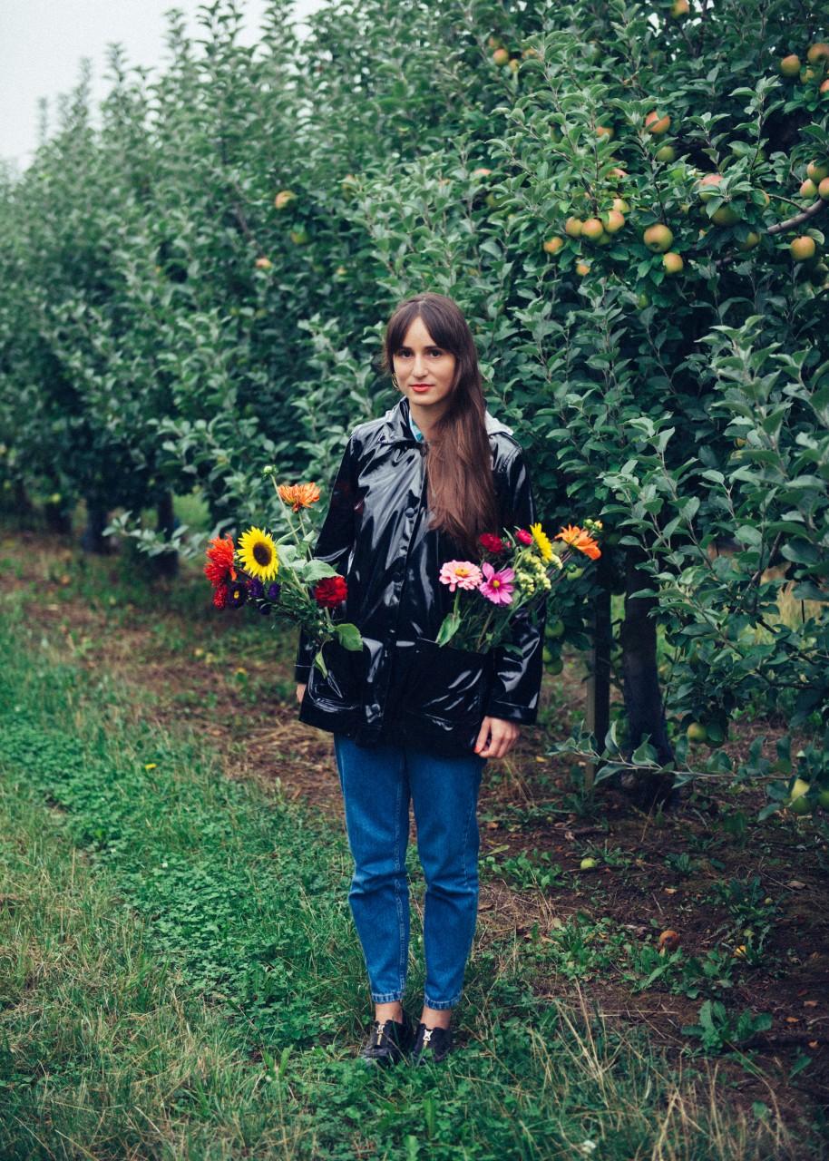Cueillette / Sarah Aubel