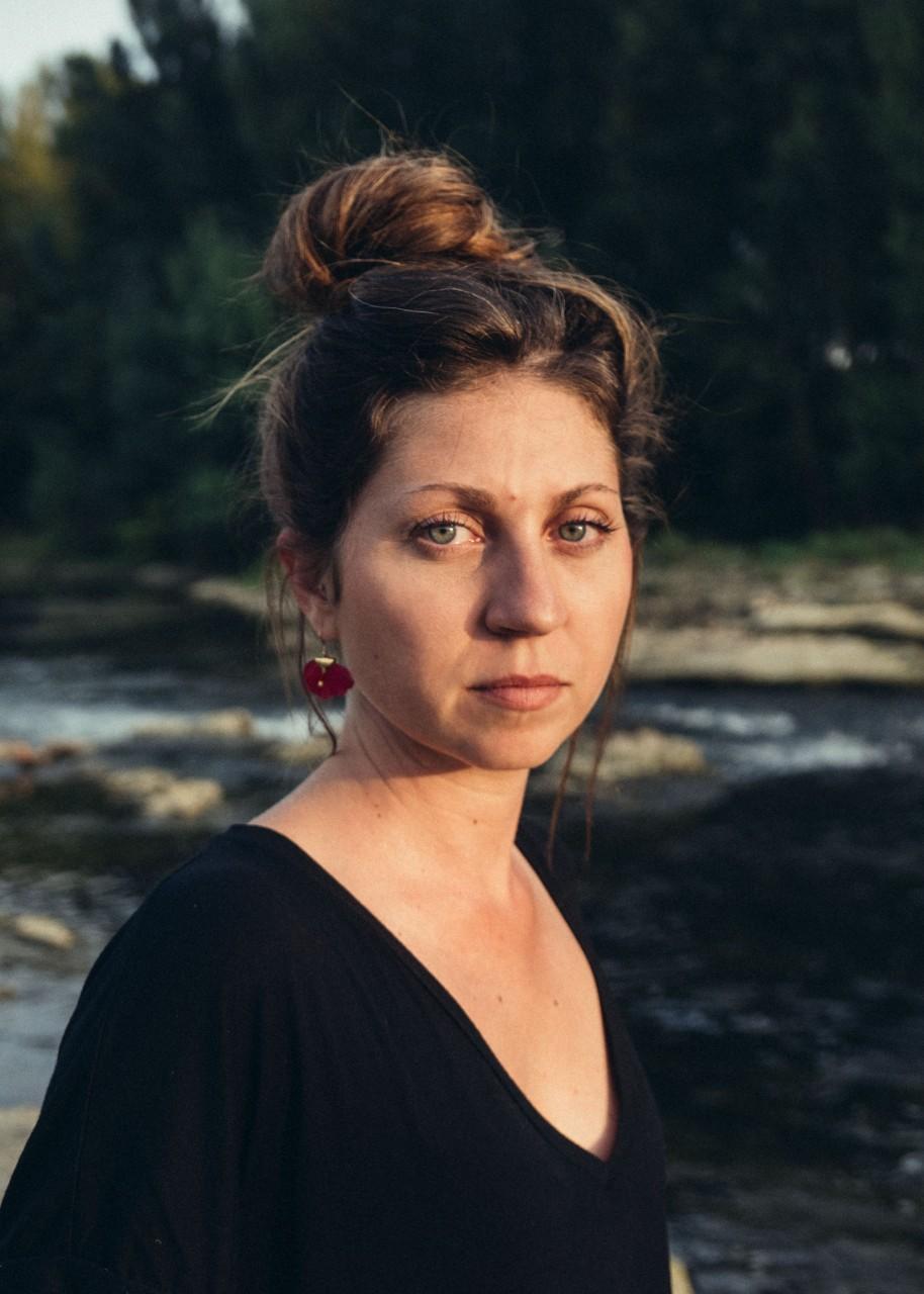 Au confluent / Sarah Aubel