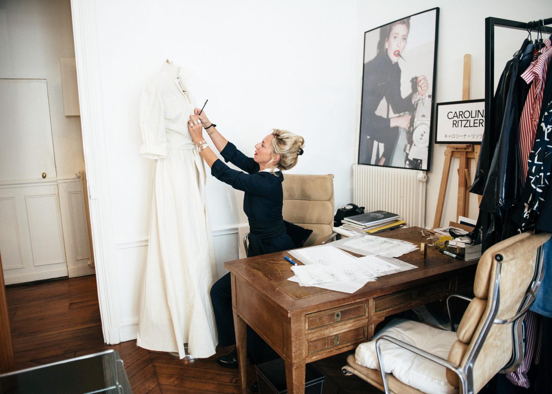 Carolina Ritzler par Sarah Aubel
