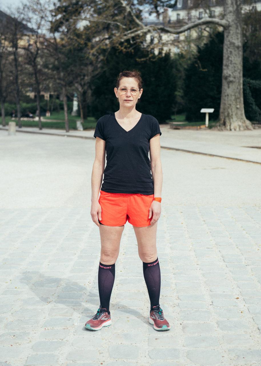 Sarah Aubel / Agent Mel