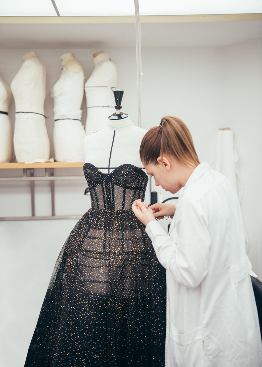 Ateliers Dior par Sarah Aubel