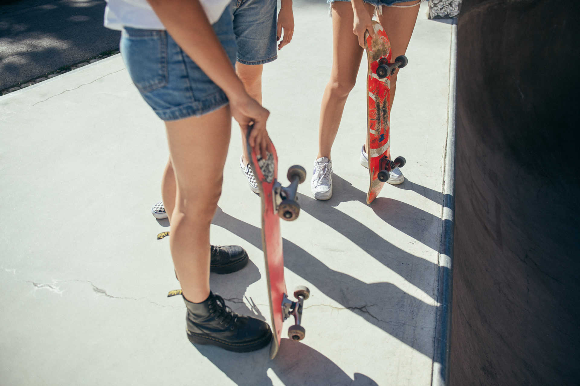 Skatepark CocaCola by Sarah Aubel